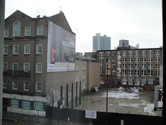 Looking out from the Hotel (theCelestrian) Tags: uk london britain unitedkingdon