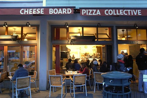 Cheese Board Pizza Collective