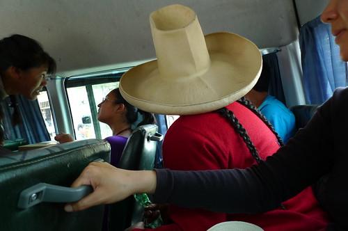 Sombrero - Cajamarca, Peru
