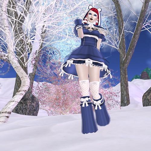Hanukkah dress!