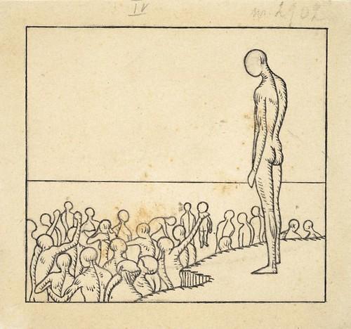 01 Aleksander Uurits, Kompositsioon (Unenägu), 1909