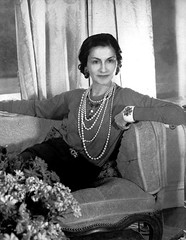 Coco Chanel (Famous Fashionistas (First)) Tags: paris 1936 ritz chanel cocochanel vintagefashion cecilbeaton 1930sfashion