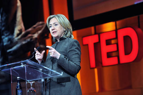 Secretary Clinton Delivers Remarks at the Ted Women Conference
