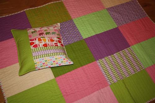 Sis- custom quilt