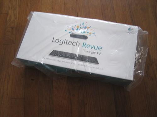 tv google logitech revue eyefi googletv