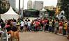 Konzert zum Tag der Menschen mit Behinderungen in Sao Paulo