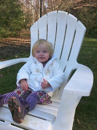 Chair Sitting