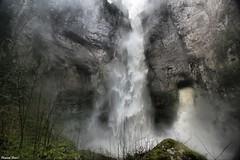 Cascade du  Creux billard en crue (francky25) Tags: en du tamron billard cascade hdr crue doubs comté creux franche flickraward 1024mm