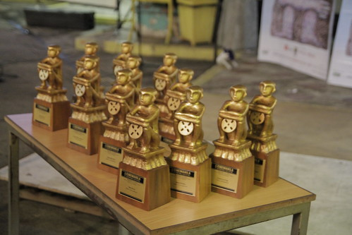 Trophies of Cinemanila