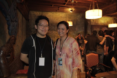 With Wafa, KL Film Fest director