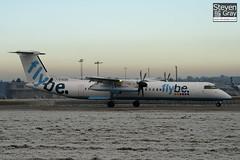 G-ECOE - 4212 - FlyBe - De Havilland Canada DHC-8-402Q Dash 8 - Luton - 101207 - Steven Gray - IMG_6307