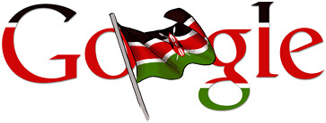 Google Kenya Independence day