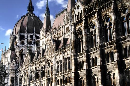 Parliament. Budapest. Parlamento
