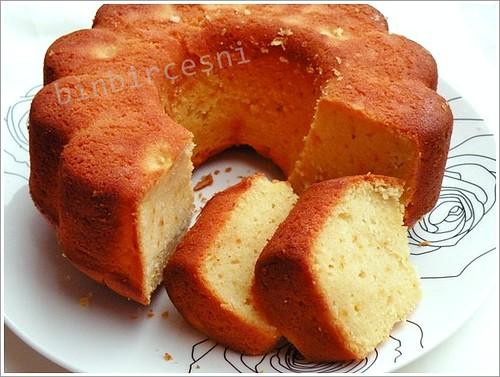 portakallı kek (1)
