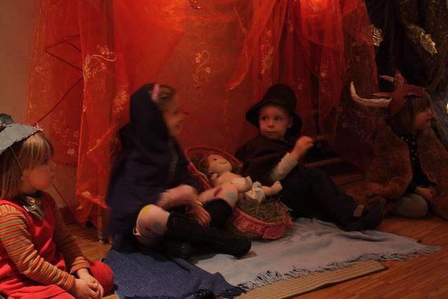 Weihnachtsfeier im KG 2010