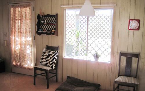dining window