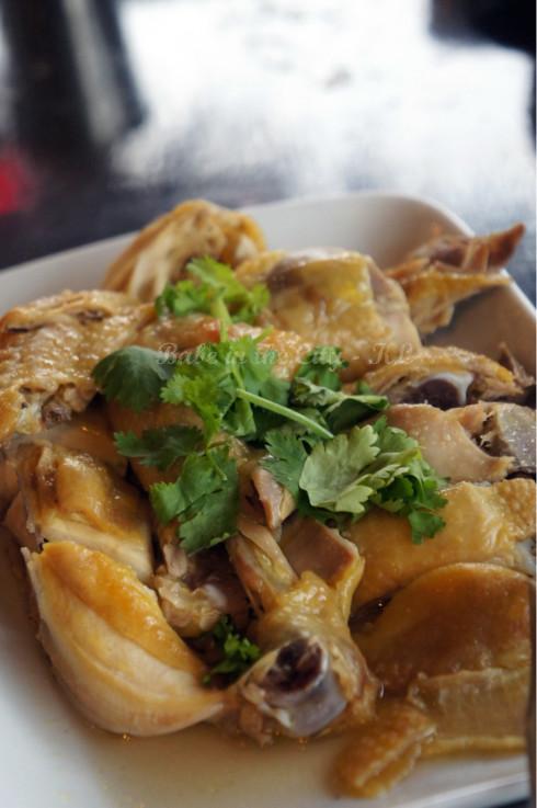 Salted Chicken (RM28)