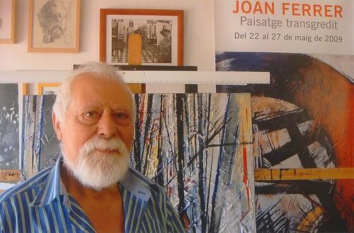 Joan Ferrer, pintor