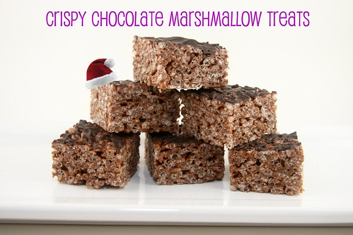 Crispy Chocolate-Marshmallow Treats - Everyday Food