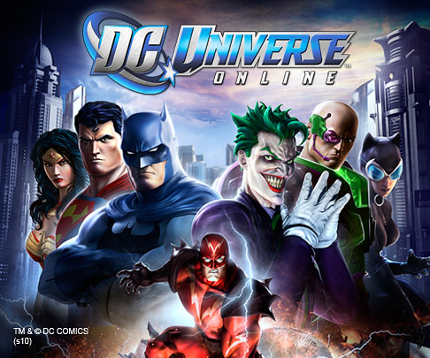 What Is DC Universe Online?