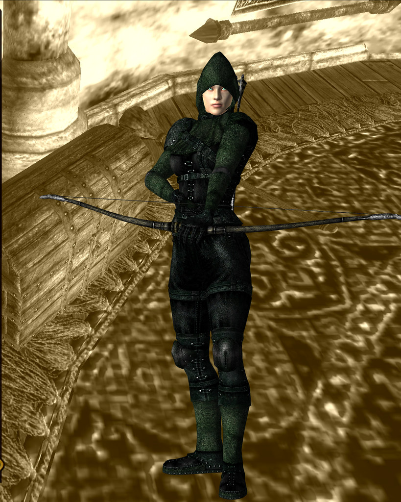 shrouded armor - ranger's 05