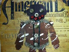 Steampunk Scrapbook Robots! 12