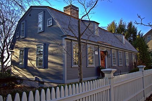 Charles Lippitt House 1845-52