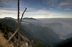 A Drive to Nathiagali - 01 (jzakariya) Tags: pakistan mountains spectacular nikon scenery hills area layers smoky nikkor northern murree jawad nathiagali zakariya muree abbotabad