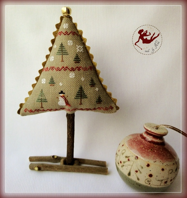 Oh Tannenbaum_finished_by Nina_2010dec