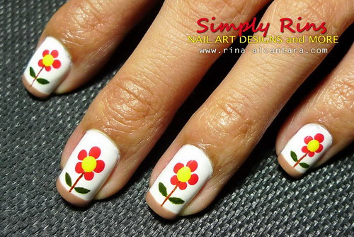 flowers by simply rins