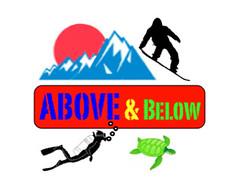 Above Below Tours Logo