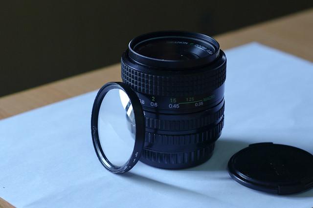 Review các thể loại lens MF for Pentax  [Archive] - VNPHOTO net Forum