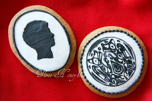 Twilght Silhouette Cookies-Jacob