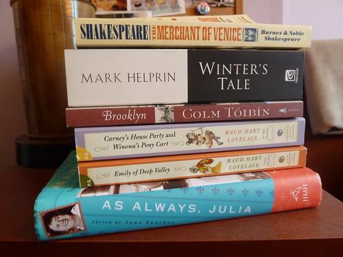 Books Purchased - November 2010
