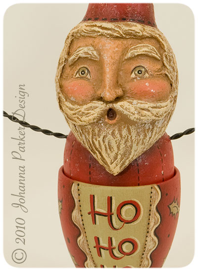 Santa-Egg-Cup