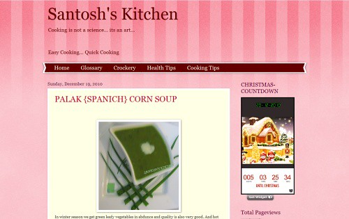 Santosh's Kitchen