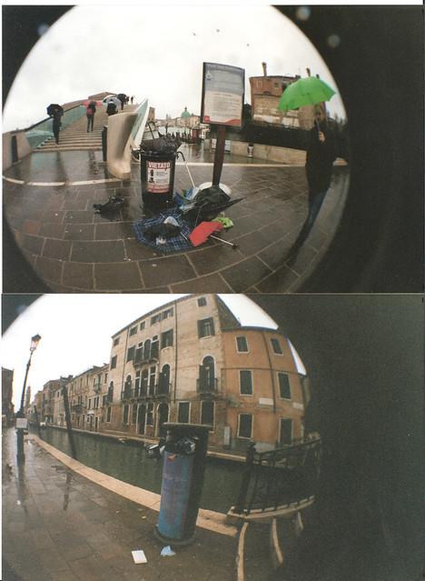 Ombrelli abbandonati/2 - Venezia
