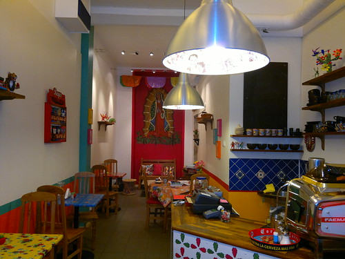 Café de Nopal, the only authentic Mexican restaurant in Finland