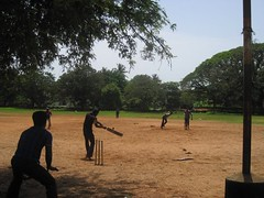 Fort Kochin (gerpower) Tags: travel india sport ball bat teenagers kerala cricket backpacking fortkochin