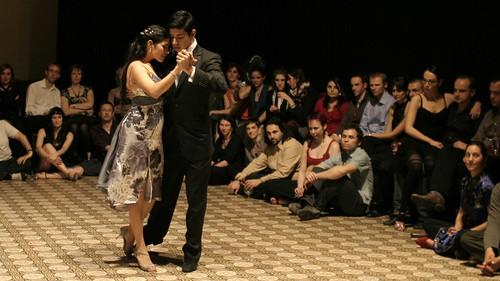 Demo Maria Ines & Sebastian @ Patio de Tango