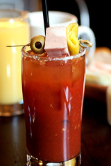 bloody mary @ locanda verde