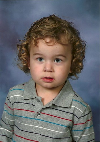 Gabe's School Picture