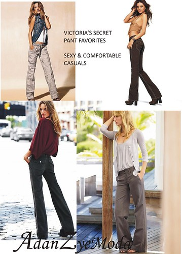 VS pants favorites-casuals