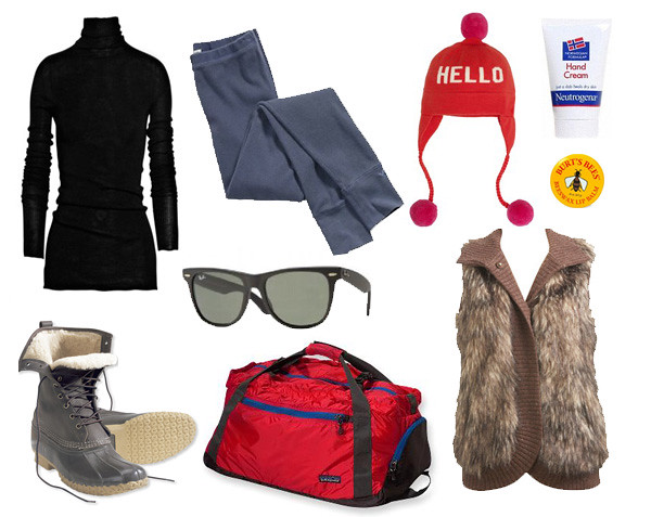 pack-ski
