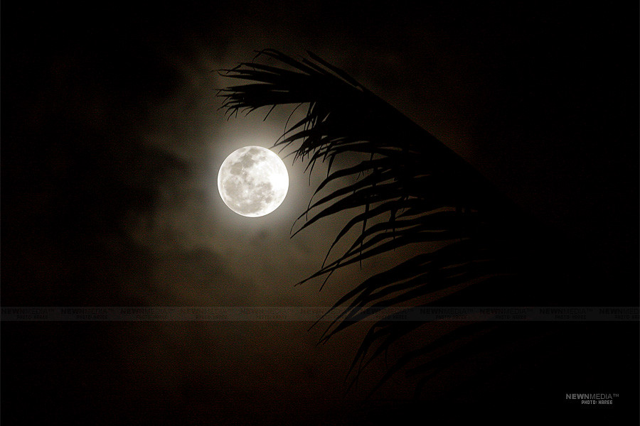Thiruvathira Moon-Light - Photography by Haree for Nishchalam.
