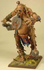 Slavegiant (PointHammered) Tags: giant fantasy warhammer ogres slavegiant
