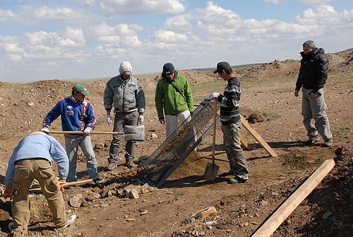 Expédition en Mongolie : sur les traces de l'homme de Salkhit