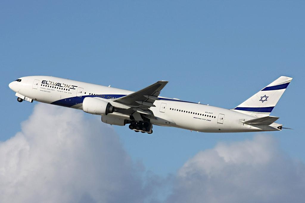 EL-AL Boeing 777-200ER
