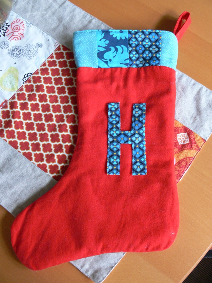 Jenny: Henry's Stocking