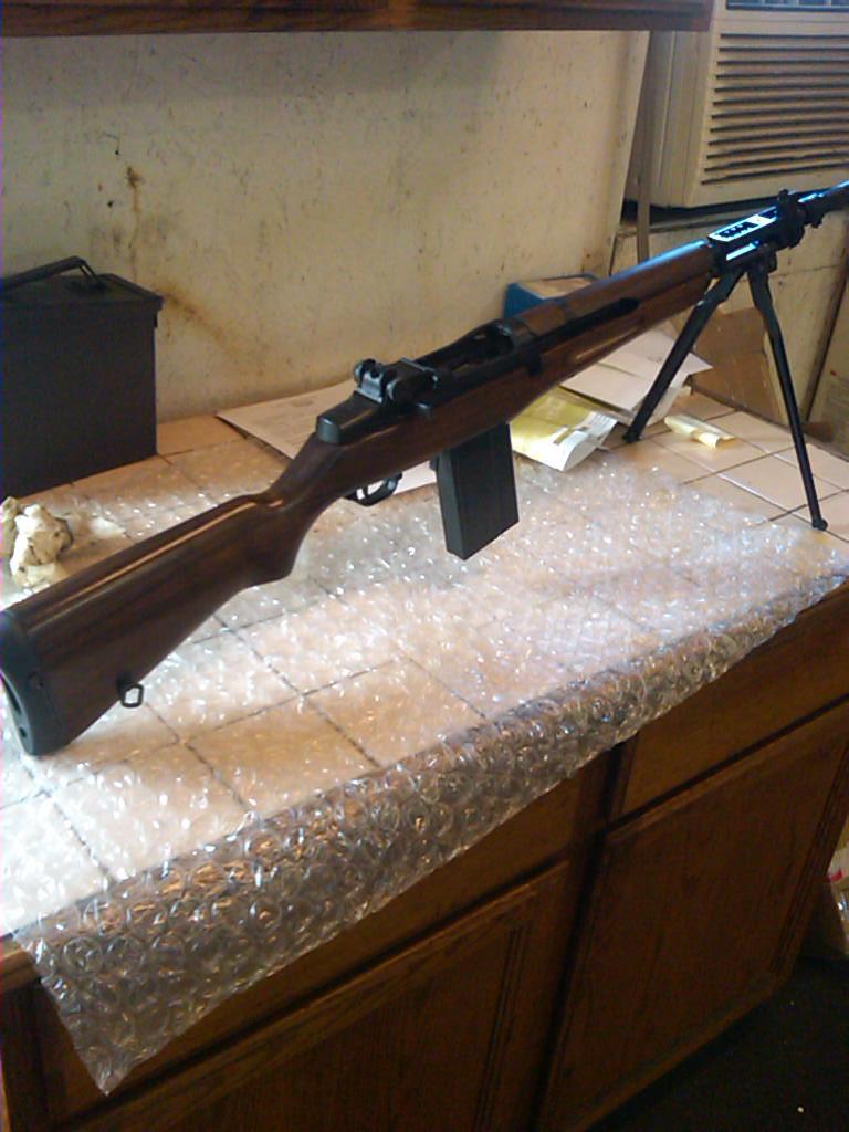 The FAL Files - Pics request, Beretta BM59